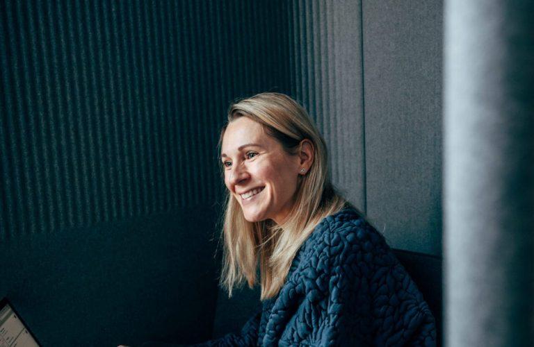 Nadja Lindgren - Kundansvarig projektledare ODDO