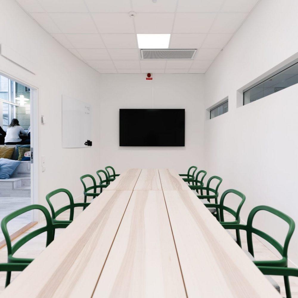 Connect konferensrum med plats för 14 personer